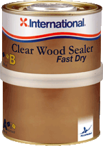 Clear Wood Sealer confezione lt 0,75